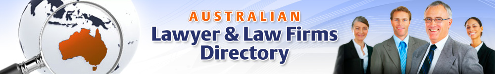 Australian Lawyer and Law Firm Directory